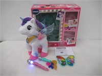 """As Is"" VTech Myla The Magical Unicorn (English"