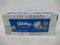 Kleenex Trusted Care Everyday Facial Tissues,16