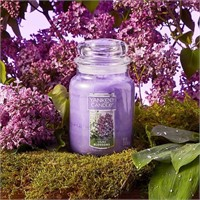 Yankee Candle Lilac Blossoms Large Jar 22 oz