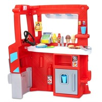 Little Tikes 2-in-1 Pretend Play Food Truck