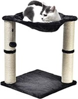 Cat Condo Tree Tower With Hammock Bed And
