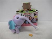 Wildluvs - Juno Interactive Baby Elephant - Moving