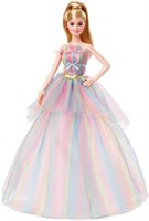 Barbie Signature Birthday Wishes Doll, Approx.