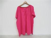 Just My Size Women's 5XL Plus-Size Slub Jersey