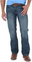 Wrangler Men's 32W x 34L Retro Slim Fit Boot Cut