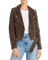 [BLANKNYC] Women's Small Suede Moto Outerwear,