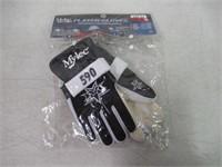 Mylec Youth and Men LG Hockey Player Gloves Black