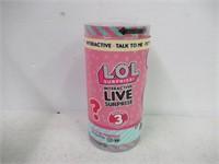 L.O.L Interactive Live Surprise Bunny Hun