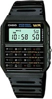 Casio Men's Twincept Databank ANI-Digi Resin Watch