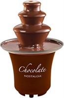 Nostalgia CFF300 8-Ounce Chocolate Fondue