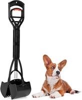Dogit Jawz Waste Scoop, Dog Pooper Scooper for