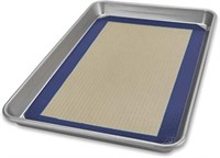 USA Pan 1704MT-1 Bakeware Nonstick Quarter Sheet