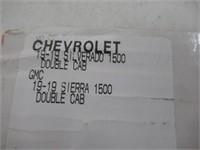 Auto Ventshade 894080 Smoke Low Profile Ventvisor