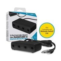 Hyperkin 4-Port Controller Adapter for GameCube to