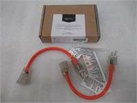 12/3 Heavy Duty SJTW Lighted Extension Cord,