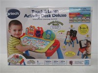 VTech Touch & Learn Activity Desk Deluxe (English