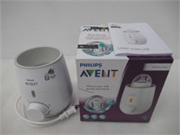 Philips Avent Fast Baby Bottle Warmer White,