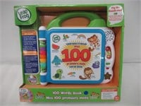 LeapFrog Learning Friends 100 Words Book -