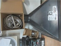 """""""As Is"""" Lot of Various Used & Broken House Hold"""