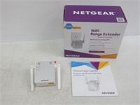 NETGEAR WiFi Range Extender EX2700 - Coverage up