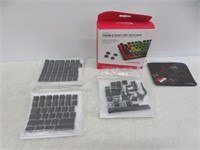 """""""As Is"""" HyperX Double Shot PBT Keycaps - 104"""