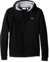 Lacoste Men's X-Large Sport Pull Over Hoodie