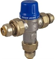 Cash Acme 24505 in-Line Thermostatic Hg110-D