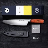 "Sumyth Professional Chef Knife 8"" Stainless Steel"