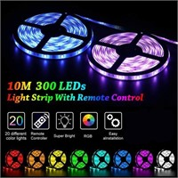 LED Strip Lights Kit Waterproof 2x5m 5050 RGB