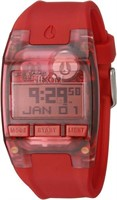 Nixon Unisex The Comp S All Red Watch