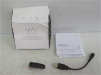 Plantronics 200739-01 M70 Bluetooth Headset -