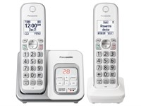 PANASONIC KX-TGD532W Expandable Cordless Phone