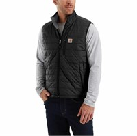Carhartt Men's 2X-Large Gilliam Vest, Black