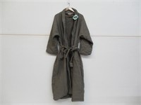 Superior Unisex Large 100% Cotton Waffle Robe with