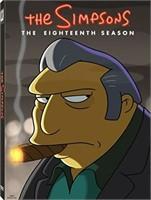 The Simpsons: Season 18 [DVD] (Bilingual)