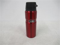"""Used"" Thermos Stainless King 24 oz Drink Bottle,"