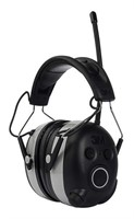 3M Worktunes Bluetooth Hearing Protection w/ AM/FM