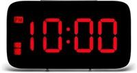 KeyZone Digital Alarm Clock - Smart Led Clock,