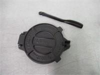 Victoria 85008 Cast Iron Tortilla Press, 8-Inch