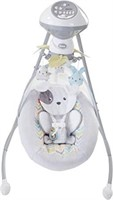 Fisher-Price Sweet Snugapuppy Dreams Cradle 'n