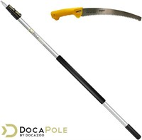 DocaPole 6-24 Foot Pole Pruning Saw // DocaPole