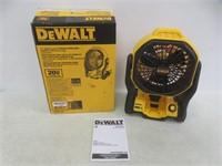 """DEWALT DCE511B 11"""" Corded/Cordless Jobsite Fan"""