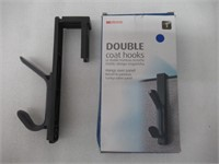 officemate Over The Panel Double Door Hooks,