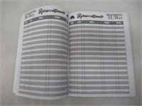 Reservations 2020: Reservation Book for Restaurant