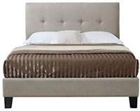 Artum Hill BE3-764 Graclyn Upholstered Bed, Full,