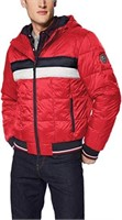 Tommy Hilfiger Men's X-Large Quilted Colorblock