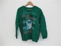 Just My Size Women's 1XL Plus Size Ugly Christmas