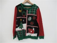 Ugly Christmas Sweater Company Women's Large