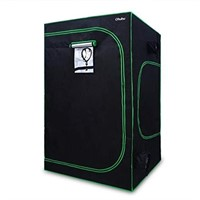 """Ohuhu 48""""x 24""""x 60"""" Grow Tent with Observation"""