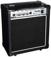 Fat Boy FBGB15 15-Watt Bass Amplifier